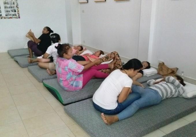 Thai Massage Training & Certification