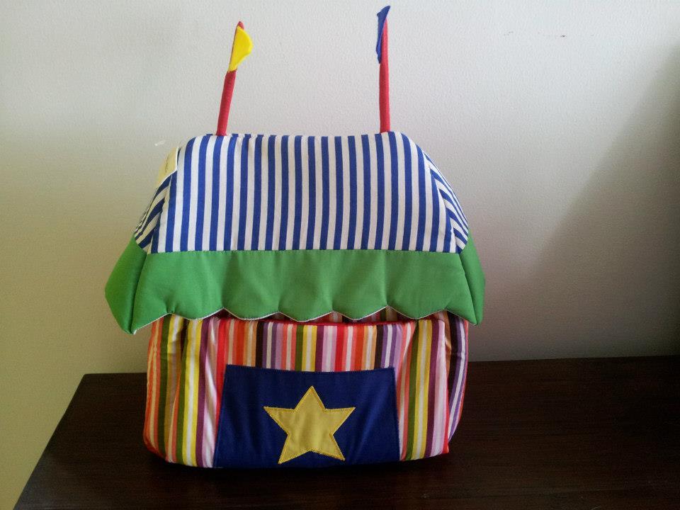 Circus Tent & Animals