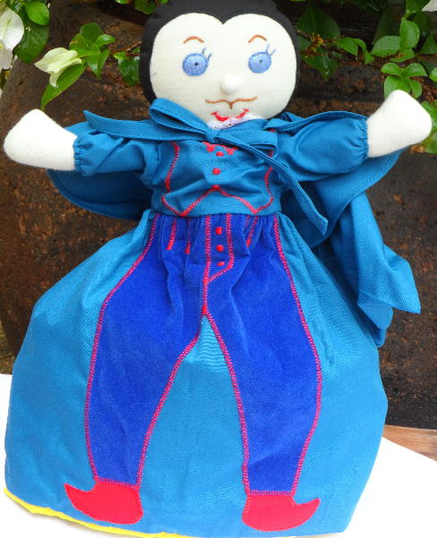 Sleeping Beauty - 3 in 1 doll (Prince Charming)