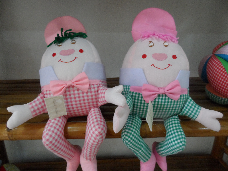 Mr. & Mrs. Humpty Dumpty