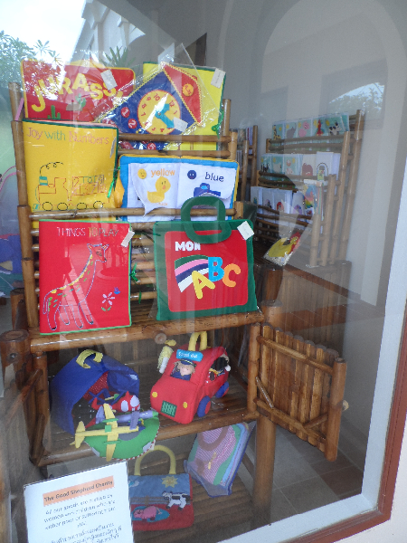 Crafts Shop