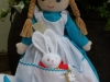 Alice in Wonderland - 3 in 1 doll (Alice)