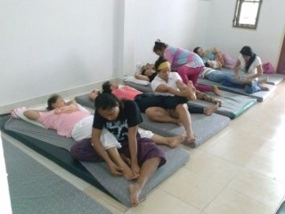 Massage Training Class