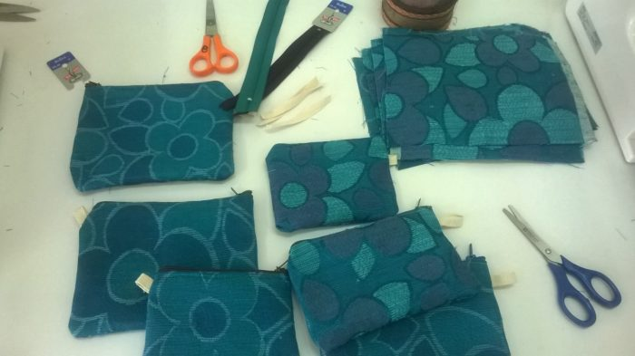 Making coin purses