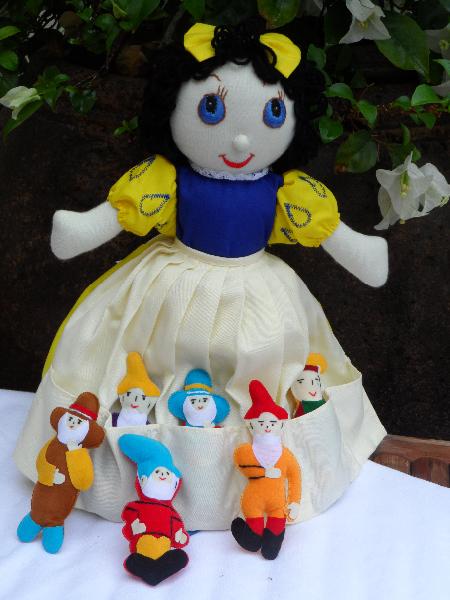 Sleeping Beauty - 3 in 1 doll (Alice)