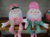 Mr. & Mrs. Humpty Dumpty