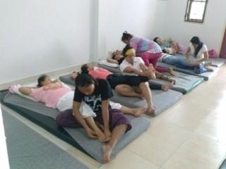 Massage Training Class