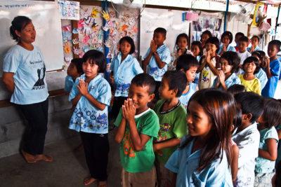 The Good Shepherd Phuket Learning Centre for Burmese Migrants