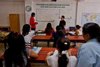 The Good Shepherd Phuket Vocational Training Centre in Patong.