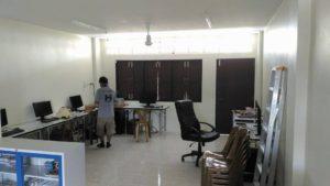 new computer room @ BanYa
