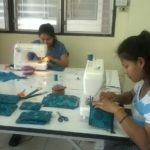 Seeds of Change sewing project