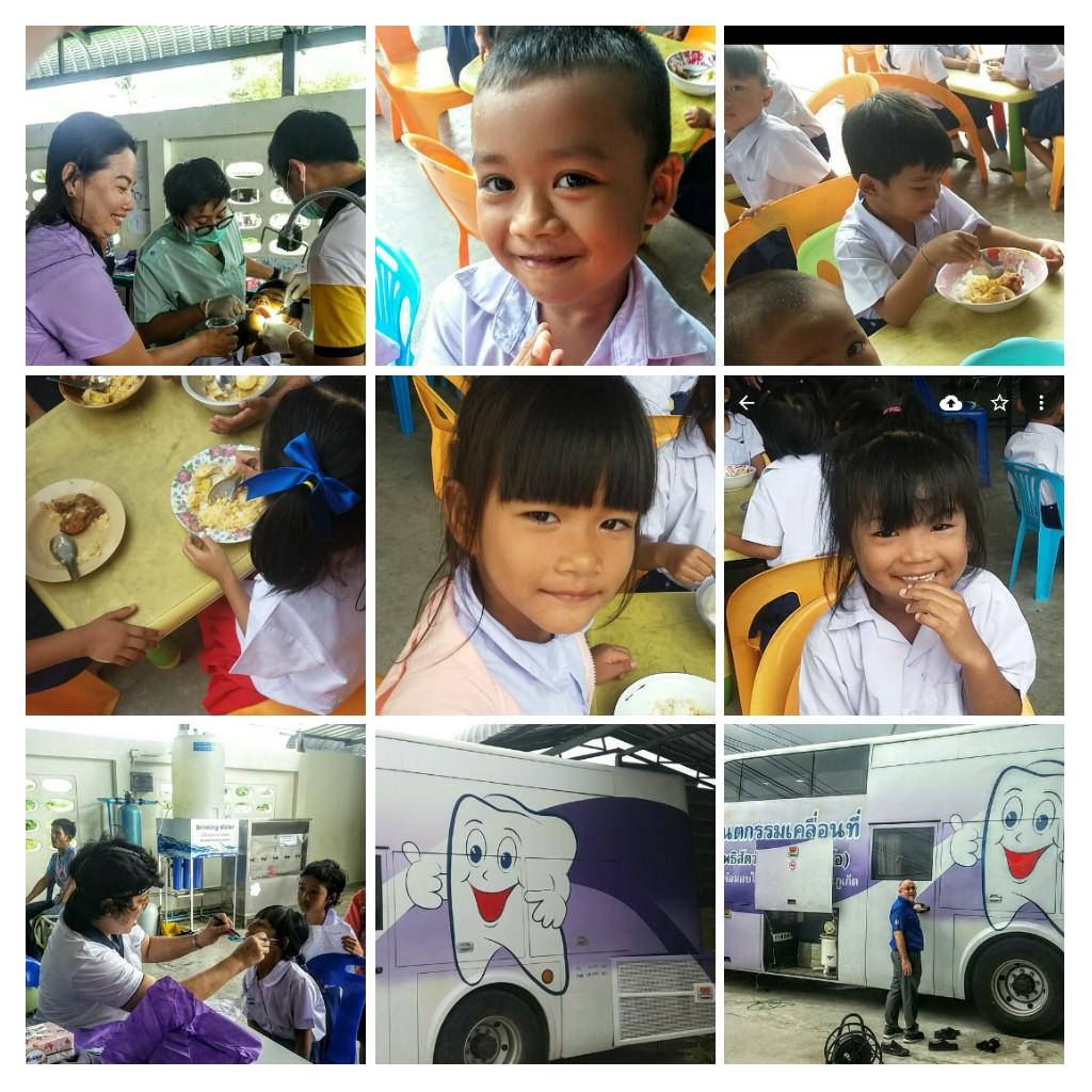 Dental Mission at Banya August 10th 2018.